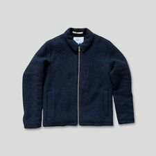 Norse Projects Elliot Boiled Wool Jacket - S - Oi Polloi