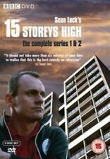 15 Storeys High The Complete Series 1 and 2 Digital Versatile Disc DVD Regi