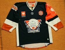 Linkoping, Hockey Jersey by Warrior, Sweden, Mens Large