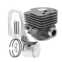 Cylinder Piston Pin Kit For HUSQVARNA 372 372XP 371 371XP 375K Chainsaw