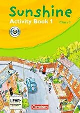 Sunshine 1. Activity Book mit Lernsoftware/Audio CD. ISBN:9783464347041