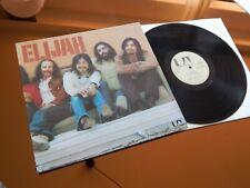 ELIJAH SAME 1ST PRESS 1972 UNITED ARTISTS PROG LP IN MINT ULTRA RARE