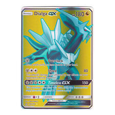 Dialga GX FULL ART Holo Sun & Moon Ultra Prism 146/156 (Proxy | Flash Card)