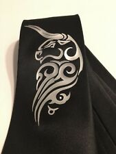 Zodiac Necktie, Super Cool Tie, Taurus , New