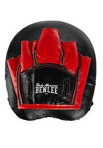 BenLee Rocky Marciano Box Pratzen Boon Pads aus Rindsleder