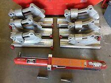 """Ensley E-551CB Pipe Bender RIGID IMC EMT Hydraulic 1 1/4""""-1 1/2""""-2"""""""