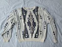 Men's Knit Sweater By Jantzen size XL