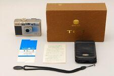 【Mint】Minolta TC-1 Point & Shoot Camera, G-Rokkor 28mm F3.5 W/Box from Japan(62)