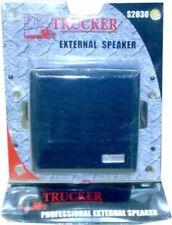 """Pro Trucker Pts2030 4 1/2"""" 20 Watt Noise Canceling External Speaker Fast Ship"""