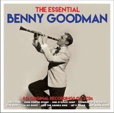 BENNY GOODMAN - THE ESSENTIAL 2CD