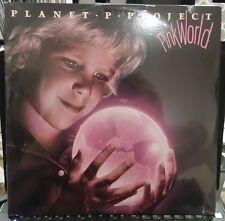 "PLANET P PROJECT ""Pink World"" Original SEALED Double LP (MCA 8109) TONY CAREY"
