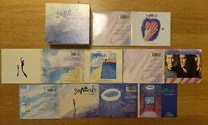 GENESIS - The Invisible Series (Rare, Special Edition 5 CD Singles Box Set 1992)