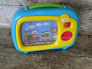 My First TV toy Baby - Kiddicare - VGC
