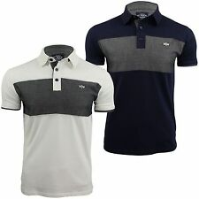 Collared Short Sleeve Spotted Casual Shirts & Tops for Men