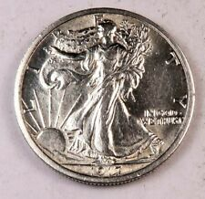 1917 Walking Liberty Half Dollar // Gem BU++ // (H980)