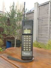 Vintage BT Coral Mobile Brick Phone c.1988
