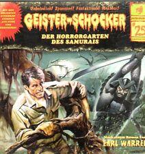 GEISTER-SCHOCKER -025- Der Horrorgarten des Samurai                     ....//27