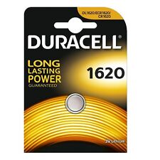 1x Pile Bouton Duracell CR1620 Batterie Lithium 3V