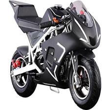 DIGI-MTGPCALIWHITE-Cali Gas Pocket Bike 40cc White