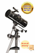 Skywatcher SKYHAWK-1145 (EQ1) 114MM  F/500 NEWTONIAN REFLECTOR TELESCOPE (10919)