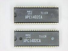 """UPC1402CA  """"Original"""" NEC  42P DIP IC  2  pcs"""