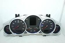 Speedometer Instrument Cluster Dash 08 09 2010 Porsche Cayenne With 100,890 Mile