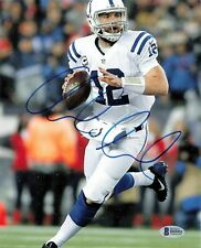 Andrew Luck signed 8x10 photo PSA/DNA Indianapolis Colts Autographed