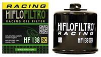 HiFlo Racing Oil Filter HF138RC 14-1138 550-0138R 314-0138RC Black HF138RC