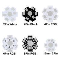 1W 3W 5W High Power LED Heat Sink Aluminum Base Plate PCB Board RGB RGBW