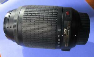Nikon Nikkor AF-S DX VR Zoom 55-200mm f/4-5.6G IF-ED Lens