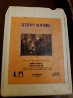 "Kenny Rogers ""LOVE LIFTED ME"" 8 Track Tape New & Sealed"