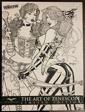 The Art Of Zenescope Volume 2 Slipcase Franchesco NYCC Cover New Sealed HC Nm