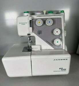 Janome My Lock 534D Series 2 Electronic Controlled Overlocker