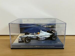 Williams BMW FW21 #9 / F1 2000 Launch version / R.Schumacher / Minichamps / 1:43