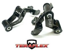 TeraFlex XJ Rear Revolver Shackle Kit Pair for 1984-2001 Jeep Cherokee 1074000
