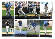 2003 UPPER DECK + UPDATE BASEBALL TORONTO BLUE JAYS TEAM SET (15) DELGADO,WELLS
