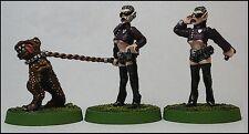 Shadowforge Miniatures Gridiron Wicked ELF Team Squadra di sicurezza
