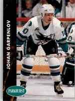 1991-92 Parkhurst Johan Garpenlov #385