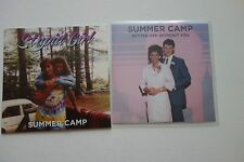 SUMMER CAMP - STUPID GIRL + BETTER OFF WITHOUT YOU 2 X PROMO CD