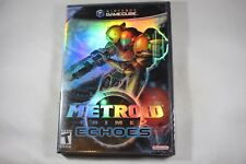 Metroid Prime 2 Echoes (Nintendo Gamecube) NEW Factory Sealed Near Mint