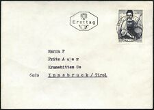 Austria 1968 Angelica Kauffmann's Painting FDC First Day Cover #C47469