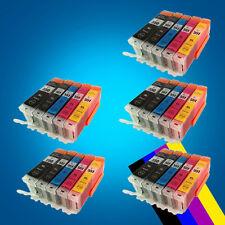 30 Ink Cartridges for Canon Pixma IP7250 IP8750 IX6850 MG5450 MG5550 MG5650 P