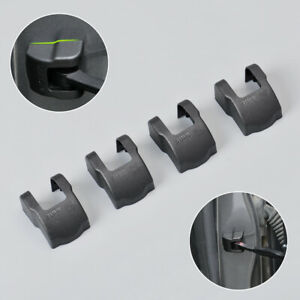 Door Check Arm Protection Cover Fit For Peugeot 208 3008 Citroen C4L DS se