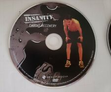 Insanity DVD Workout Exercise Replacement Discs FREE SHIPPING! Cardio Recovery