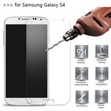 100%25 Genuine Tempered Glass Film Screen Protector For Samsung Galaxy S4