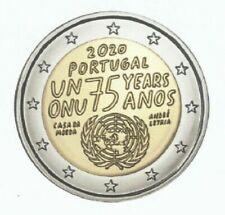 SPECIALE 2 EURO PORTUGAL 2020 75 JAAR VN BIJ JOHN