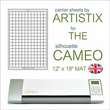 1 X A3 Carrier Sheet Cutting Mat Craft Robo Graphtec Cricut Crafting Cardmaking