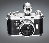 Minox Digital Classic Camera DCC 5.1 silber  Neuware