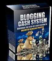 Blogging Cash System - MASTER RESELLER,GELD VERDIENEN,Blog,Blogs,Internet MRR DL