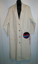 PIONEER WEAR Cotton Leather Embroidered Southwestern Coat Sz 12 VGUC!